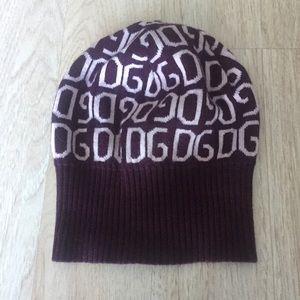55f98a8d18f11 Dolce   Gabbana Accessories - Dolce Gabbana Women s Beanie Hat . Stylish